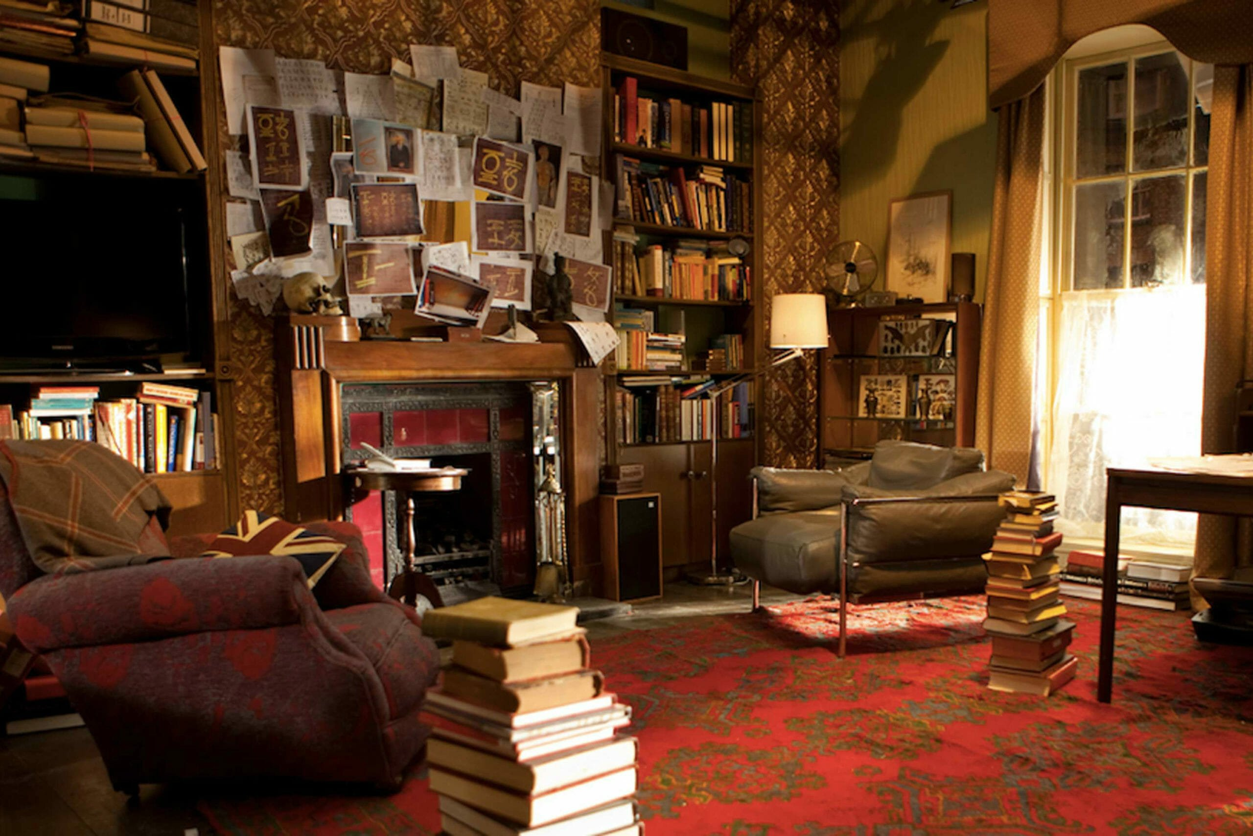 Sherlock Game Is Now Escape Room London