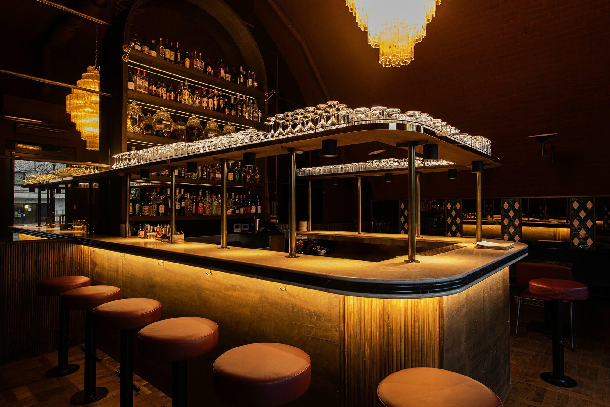Smokey Kudu hottest bars London