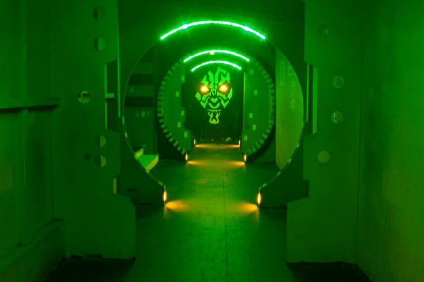 Quasar Elite Bromley laser tag London