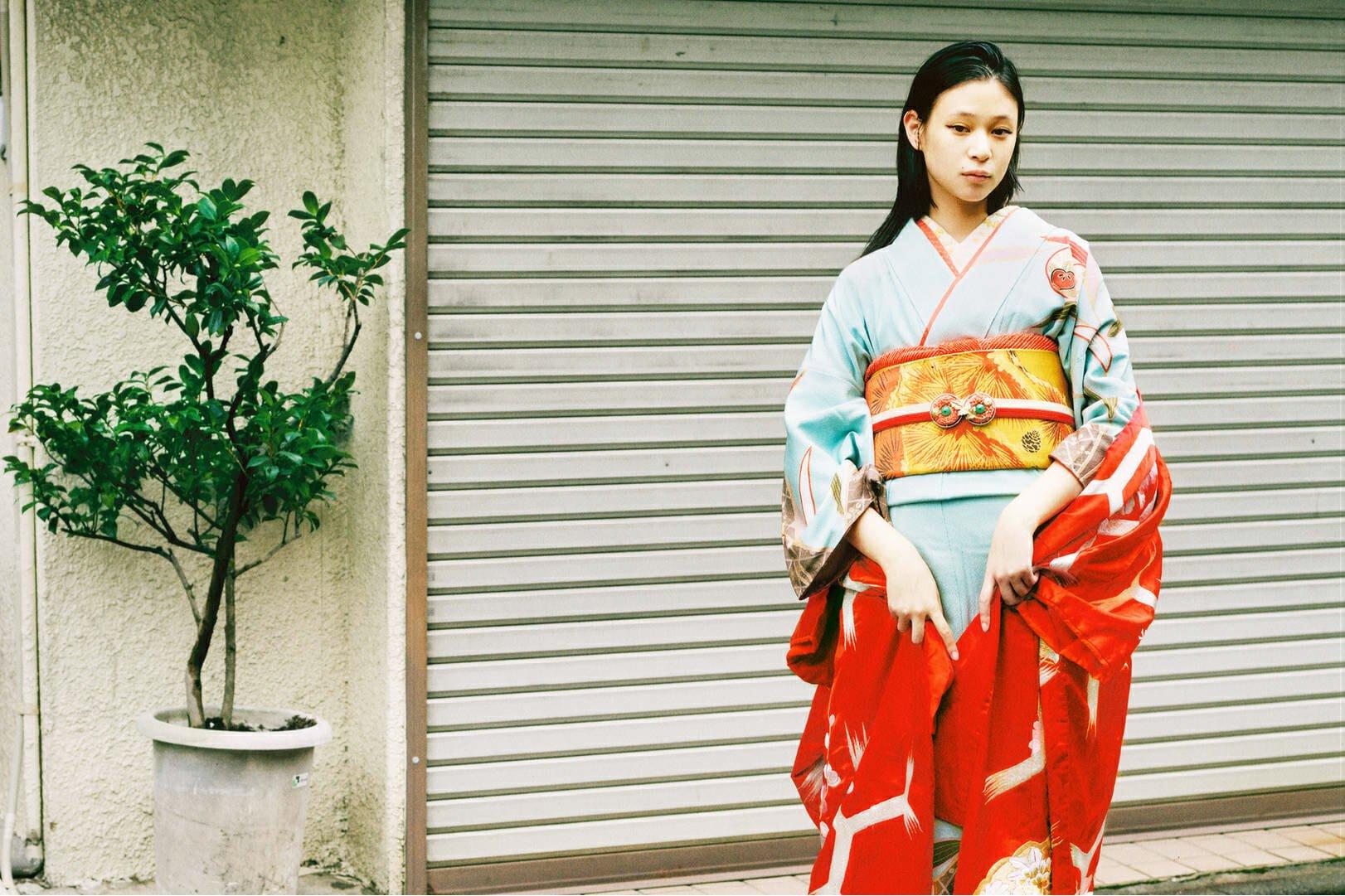 Kimono exhibition London