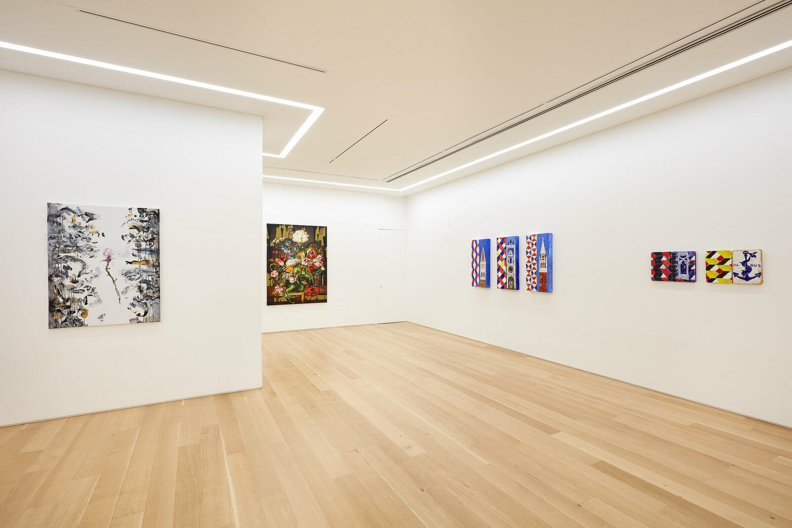 art galleries open now london