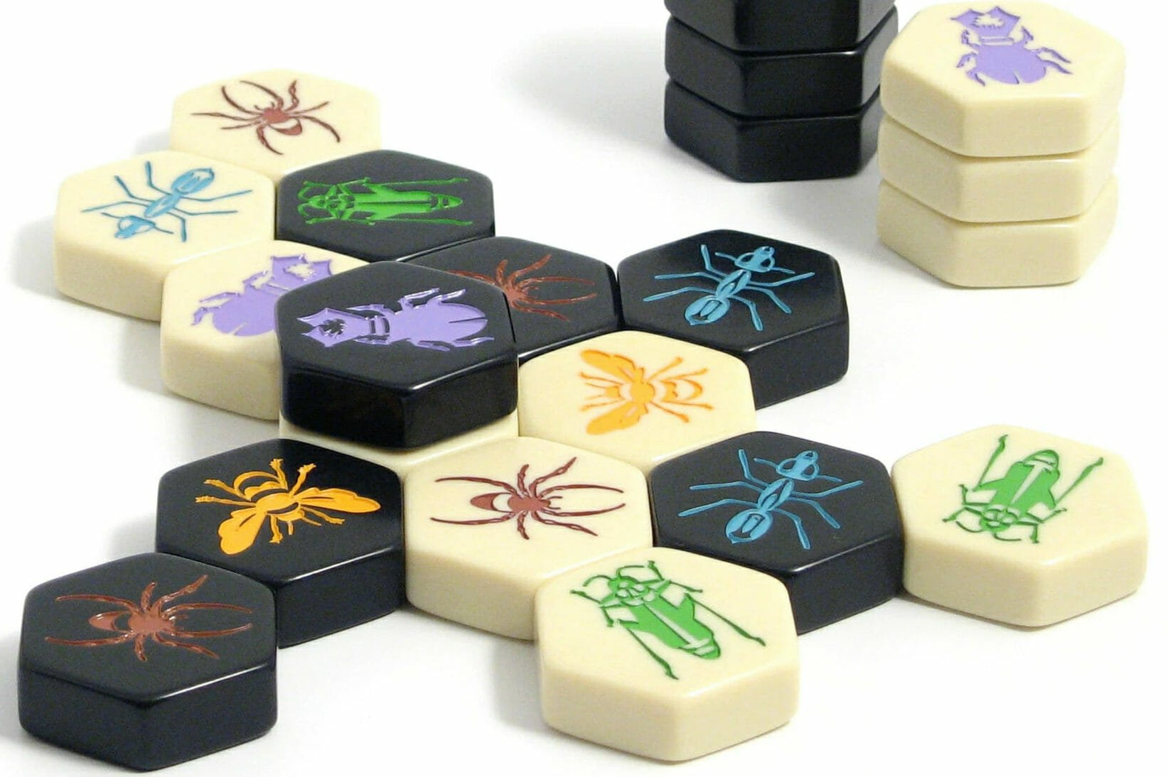 Hive 2 player board game