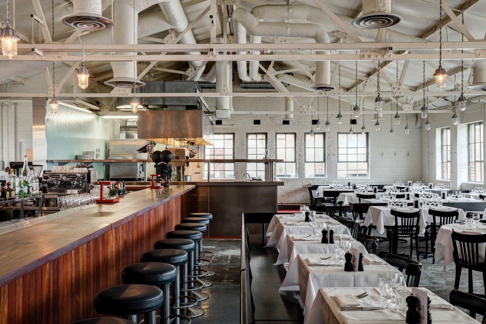 Bistrotheque London restaurants open now