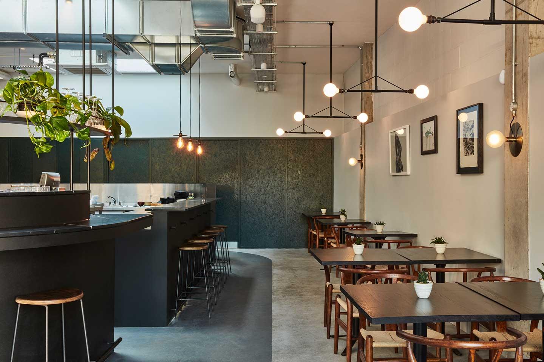 cornerstone new michelin star restaurant london