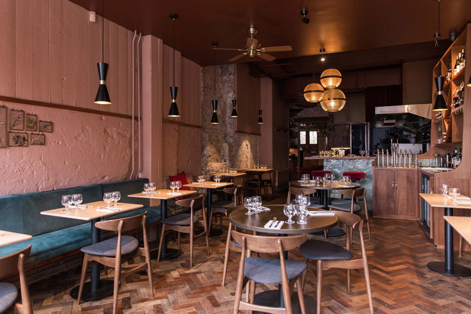 kudu london restaurants bib gourmand