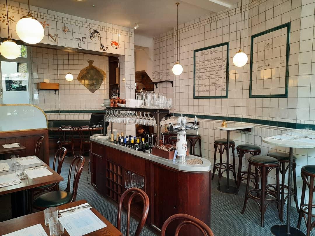 parsons best neighbourhood restaurants london