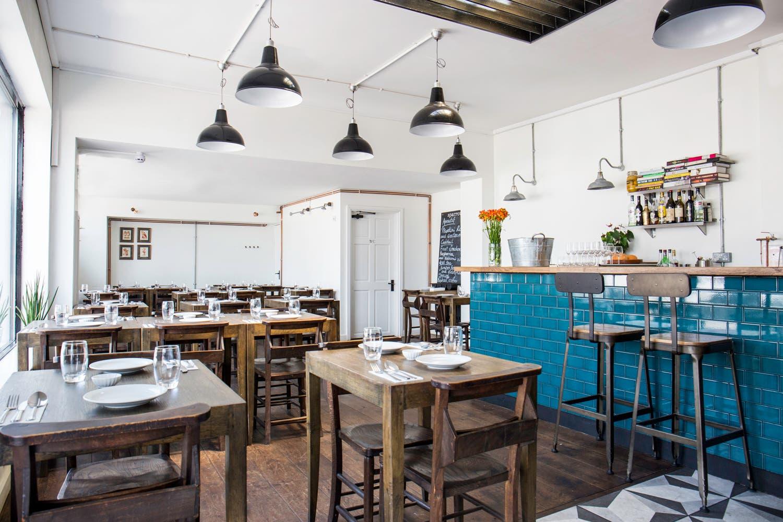 sparrow best restaurants london