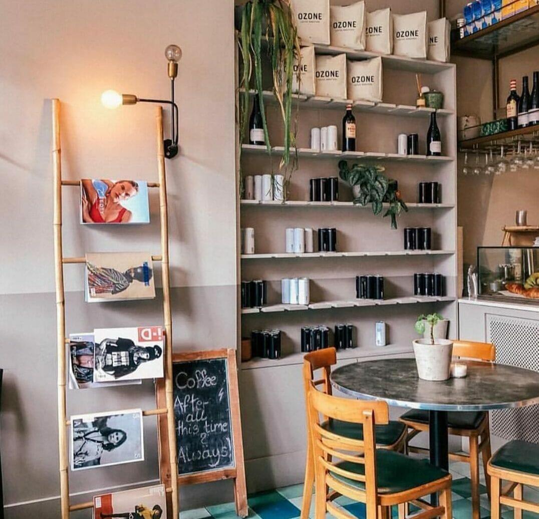 dayrooms cafe
