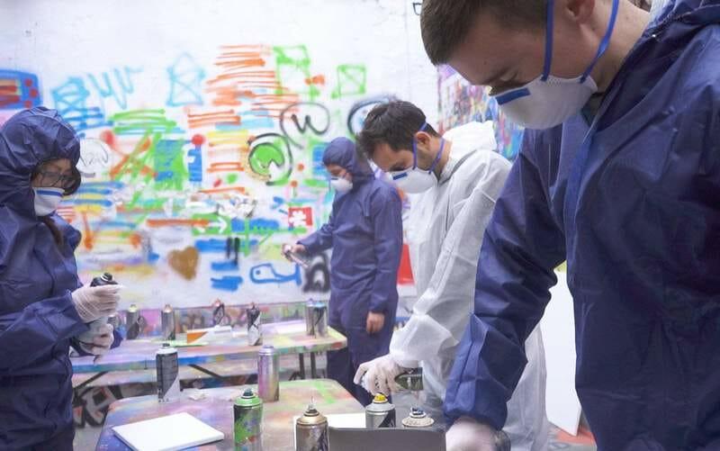 graffik gallery graffiti workshop