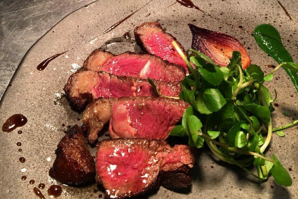 knife steak clapham