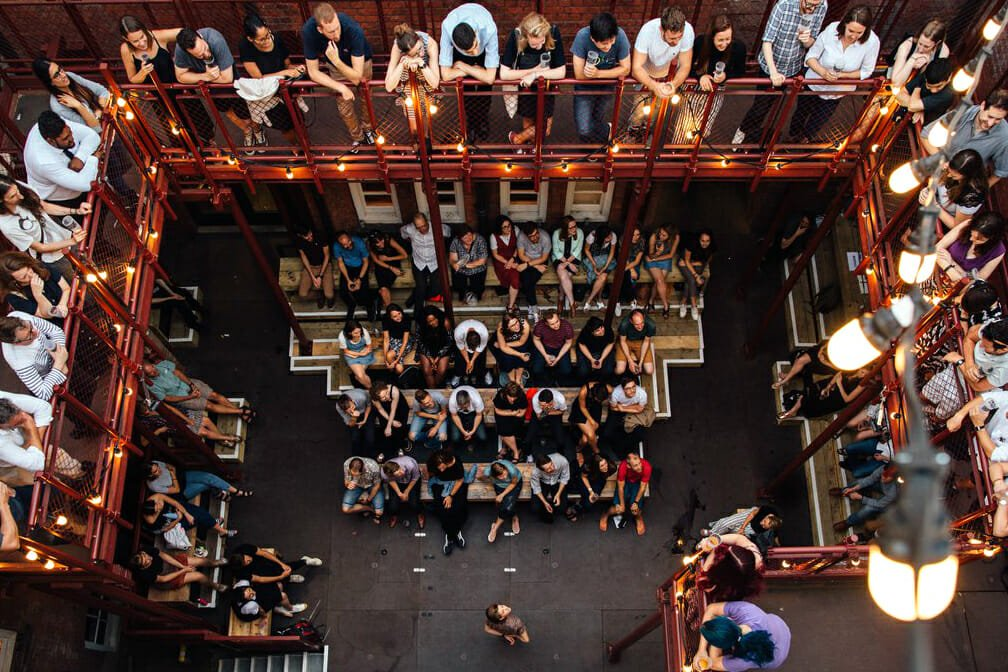 Battersea Arts Centre pay what you can