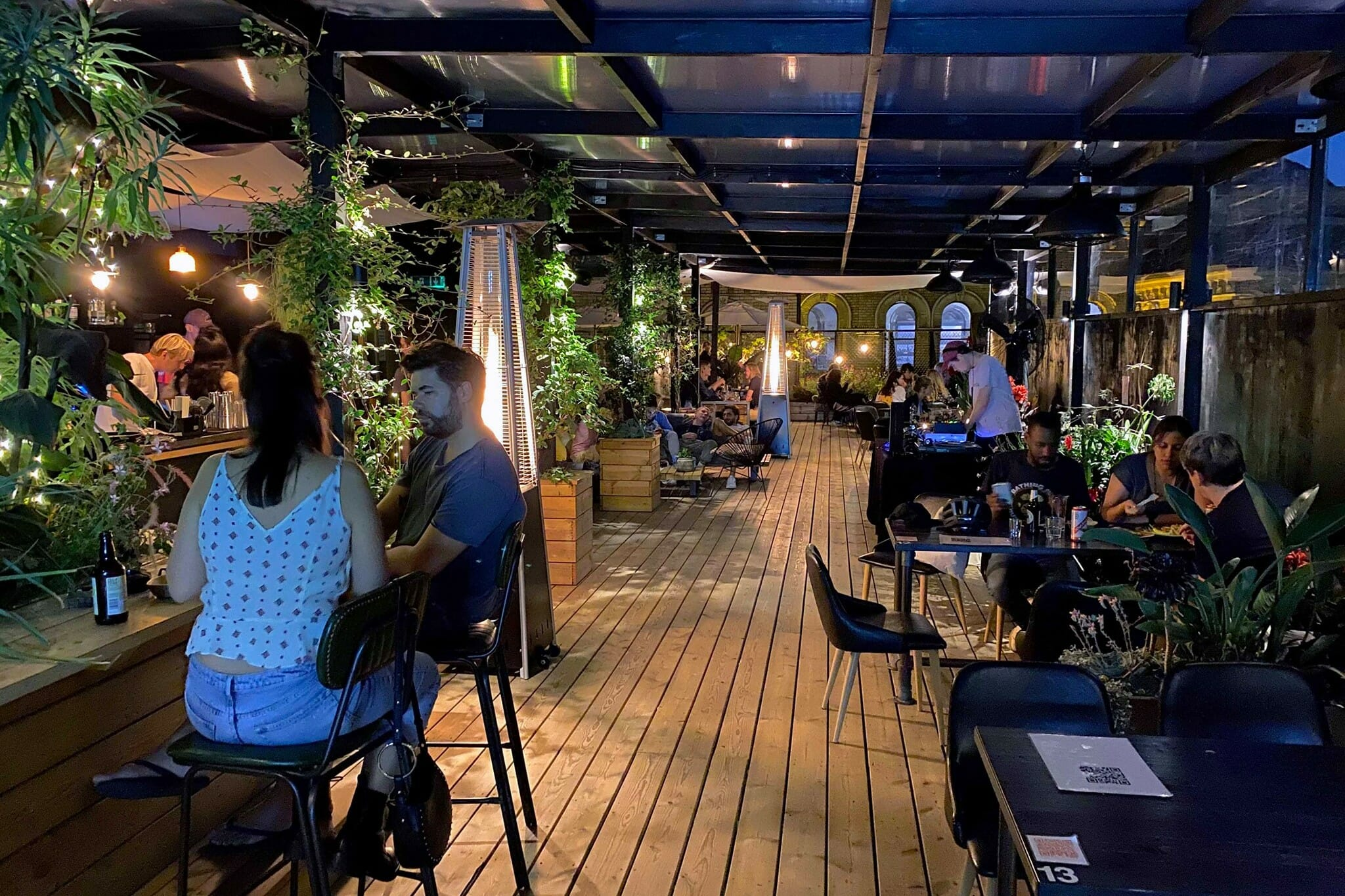 The CLF Art Lounge And Roof Garden