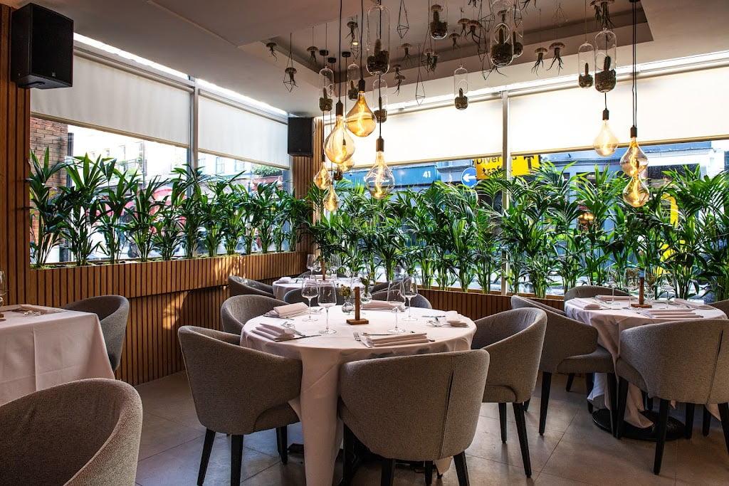 sola new michelin starred restaurants london
