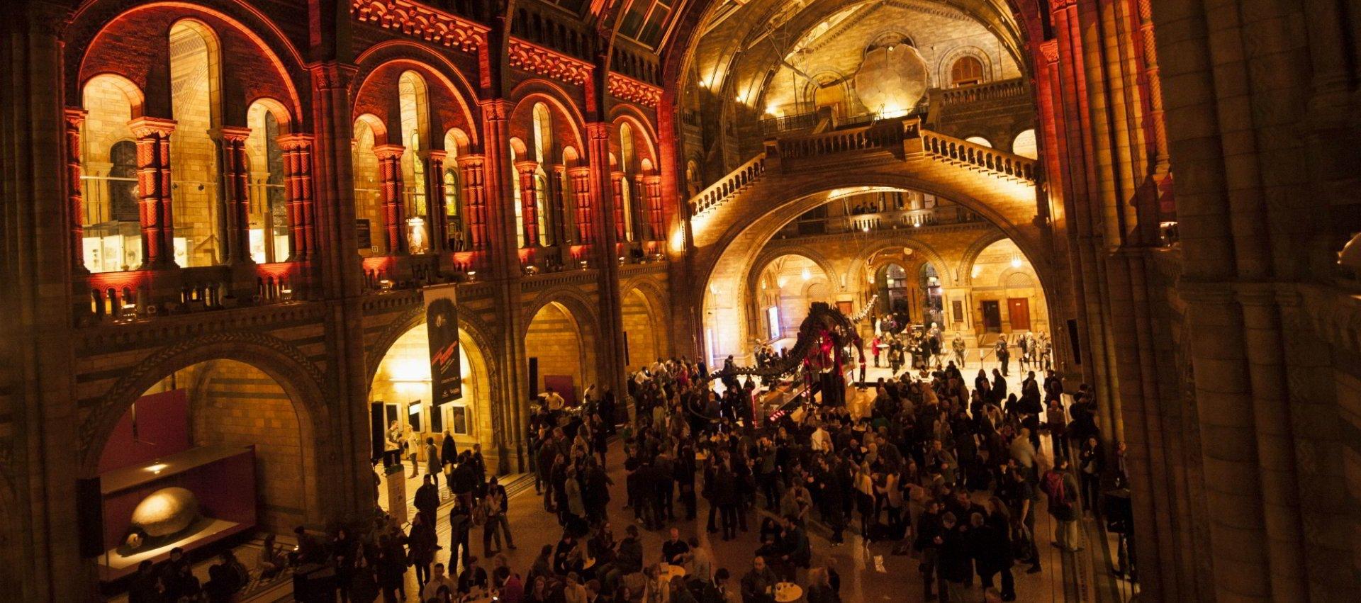 London Underground Map Natural History Museum