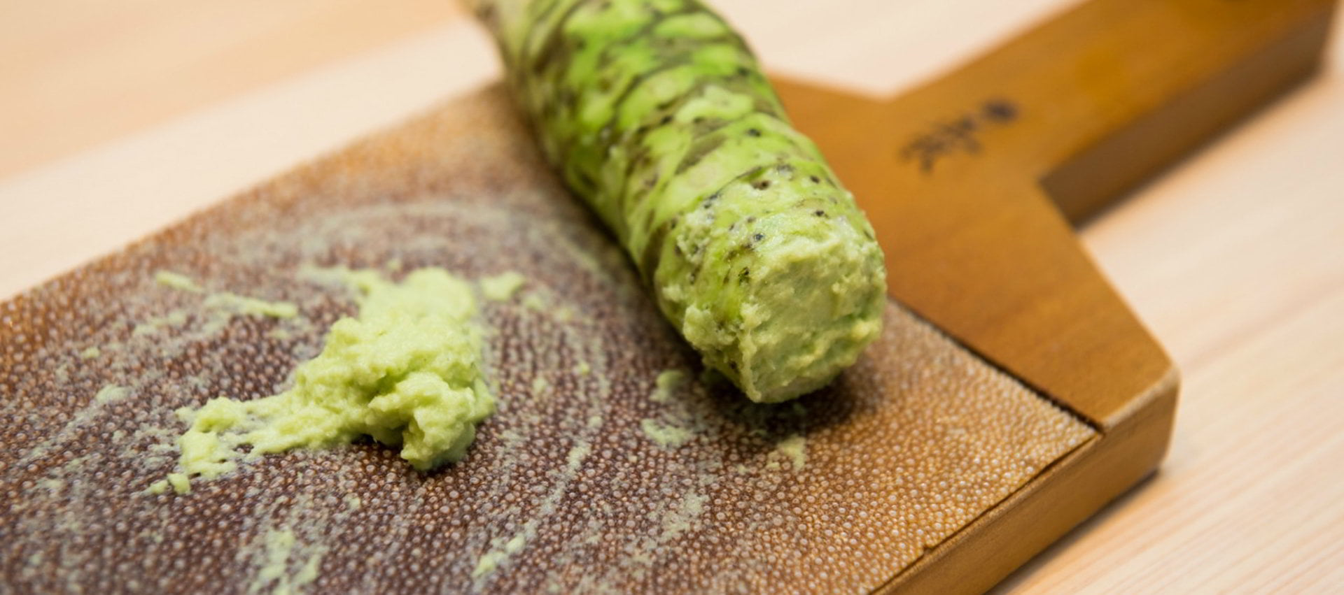 You've Probably Never Had Real Wasabi