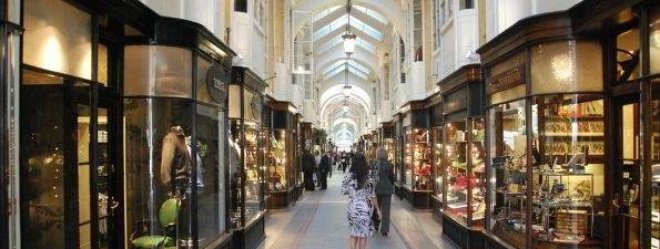 London Date Ideas - Burlington