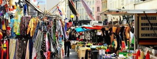 London date ideas - Portobello