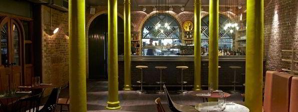 London Date Ideas - Baranis