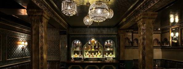 BAO London Underground bar