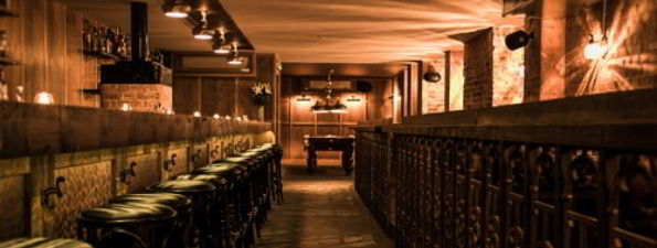 Original Sin London Underground Bar